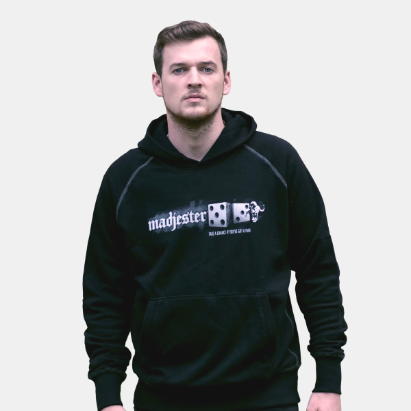 MadJester Clothing: Got a pair hoodies